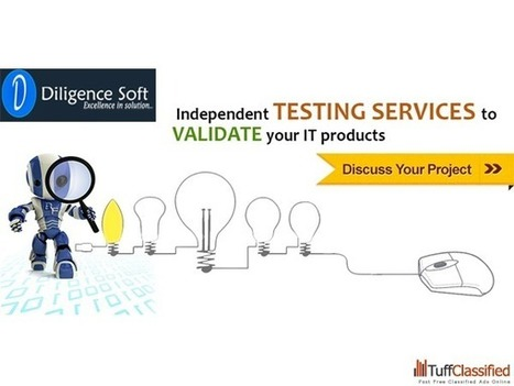 Affordable SEO Services and Software Testing – Diligencesoft Computer - IT - Webs Noida - Tuffclassified | SEO, SMO, PPC and Software Testing Company | Scoop.it