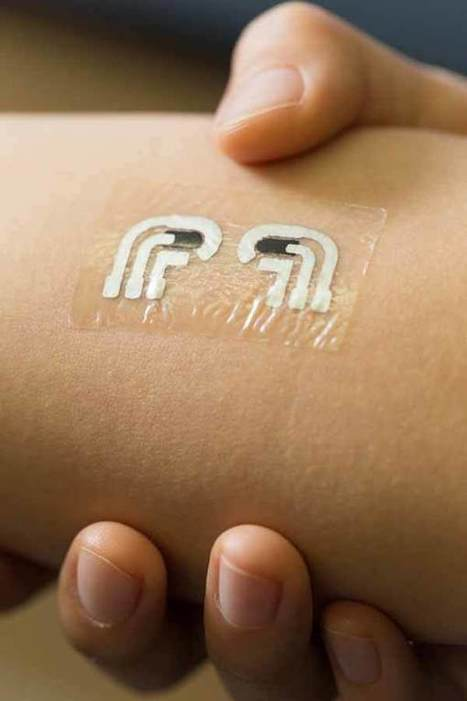 Temporary Tattoo Offers Needle-Free Way to Monitor Glucose Levels | Senior Care News | Scoop.it