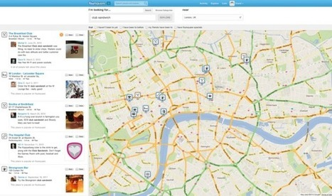 Foursquare goes Google with it's new Explore search feature . . . | Help to Develop Cloud Marketing | Scoop.it
