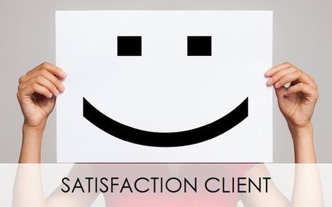 Satisfaction client : Conseils pour obtenir les 5 étoiles ! | Cath PêleMêle Sur la planète Web | Scoop.it