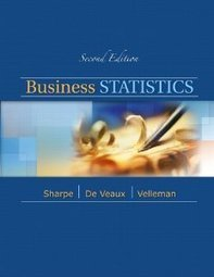 Test Bank For » Test Bank for Business Statistics A First Course, 2nd Edition : Sharpe Download | Business Statistics Test Bank | Scoop.it