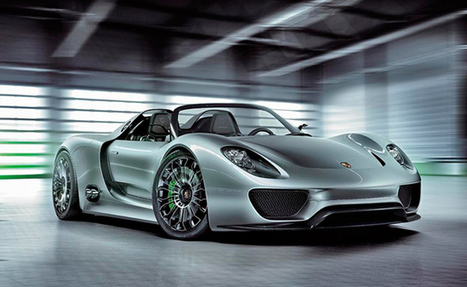 Porsche 919 Name Registered At German Patent Office | Auto Guide India | Scoop.it