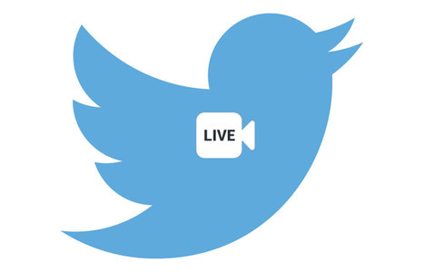 Twitter: disponibile il bottone per lanciare la diretta Periscope | Twitter addicted | Scoop.it