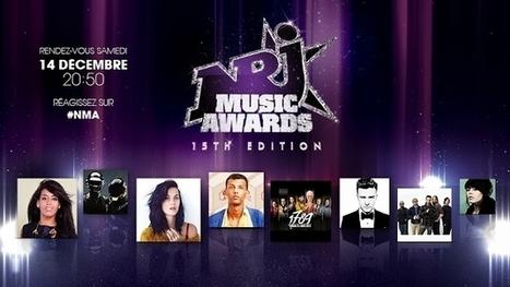 Les NRJ Music Awards investissent les réseaux sociaux | What's up in Social Media? | Scoop.it