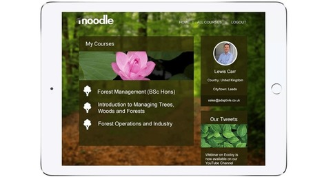 adaptiVLE | Inspiration | Awesome Moodle systems | Scoop.it