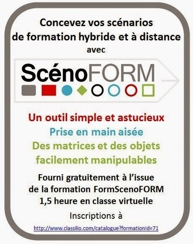 Blog de t@d: ScénoFORM v. 2.0 est sorti | tad | Scoop.it