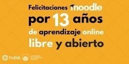 Moodle cumple 13 años | Programa de Entornos Virtuales de Aprendizaje (ProEVA) | Viajeraconred | Scoop.it