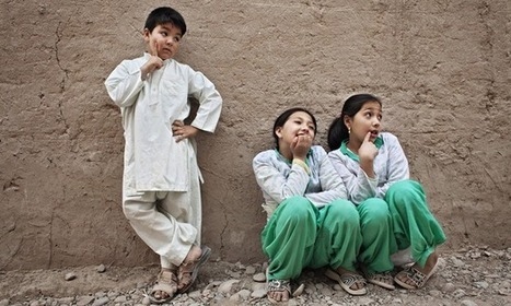 The Afghan girls raised as boys | Human Geography | Scoop.it