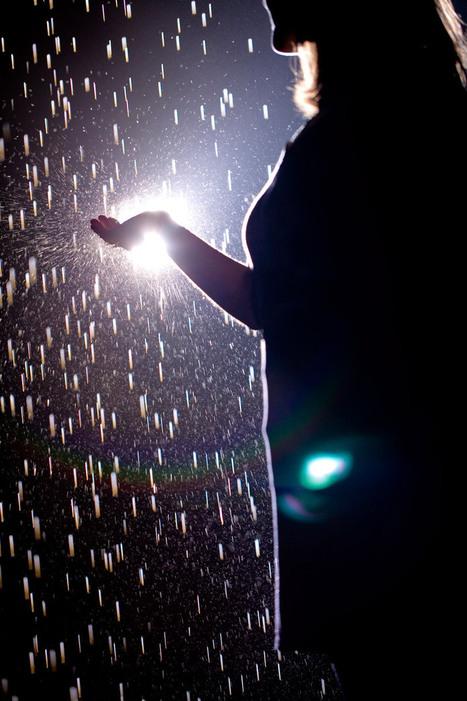 rAndom international: rain room at barbican | laurent | Scoop.it