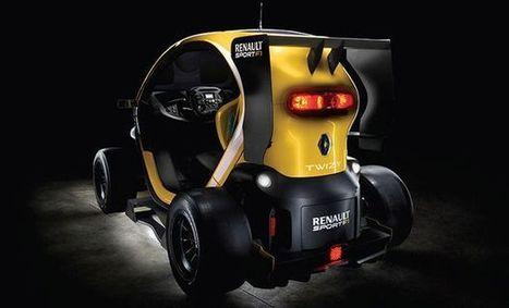 Twizy Renault Sport F1, tecnología de competición aplicada - El Semanal Digital | Motor | Scoop.it