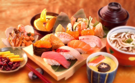 Japan Awaiting Heritage Status Decision on its Food | All You Need to Know on Japanese Cuisine | Scoop.it