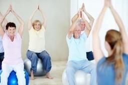 Los programas de ejercicio previenen las lesiones por caídas en los mayores   #KineticSalud   Scoop.it