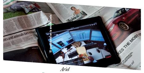 El periodista en la encrucijada  Coord. Mª Pilar Diezhandino | Periodismo y Redes Sociales | Scoop.it