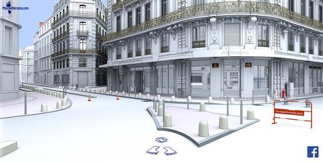 Découvrez pas à pas l'architecture de Montpellier | EIVP - Ecole des Ingénieurs de la Ville de Paris | Scoop.it