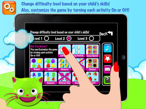 5 Apps Every Preschooler Needs | AvatarGeneration | Top iPad Apps & Tools | Scoop.it