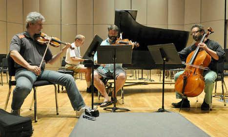 Sunflower musicians to perform demanding repertoire | cjonline.com | OffStage | Scoop.it
