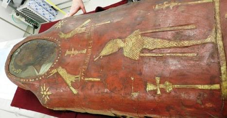 EgyptMcr: last night we CT-scanned the mummy of Artemidorus | Egyptology and Archaeology | Scoop.it