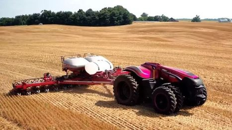 In the future, will farming be fully automated ? - BBC News | Nos Idées ont du Futur | Scoop.it