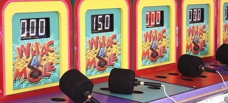 That Time the Whac-A-Mole Inventor Accidentally Blew Up His Warehouse | STEM Advance | Scoop.it