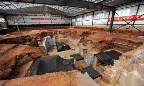 Arqueología: Hallan una necrópolis milenaria en las afueras de Pekín - Diario Correo | historian: science and earth | Scoop.it