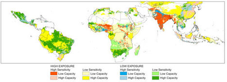 A New Global Report Identifies the Hotspots Where Millions Will Be ... | Climate change challenges | Scoop.it
