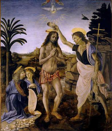 Leonardo da Vinci Artwork at the Uffizi Gallery | Tourism in Florence | Scoop.it