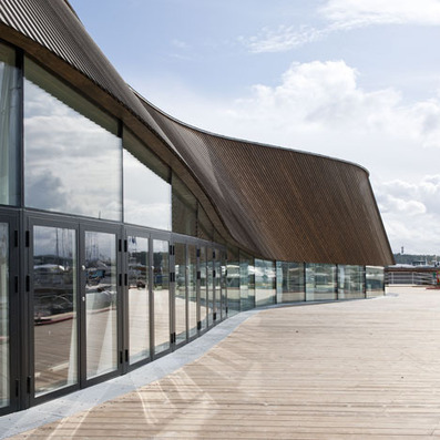 Vague de bois, pat MAPT | Architecture pour tous | Scoop.it
