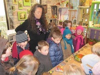 Les écoliers participent à Normandie Impressioniste , Le Bény-Bocage - ouest-france.fr | Normandie Impressionniste Pédagogie | Scoop.it