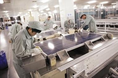 La crise de l'énergie solaire rattrape la Chine | Développement durable et efficacité énergétique | Scoop.it