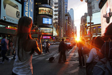 Manhattanhenge Returns This Week | The Big Apple | Scoop.it