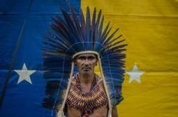 Mobilização Nacional Indígena: Um rio de urucum flui sobre brasília | BINÓCULO CULTURAL | Monitor de informação para empreendedorismo cultural e criativo| | Scoop.it