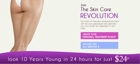 Laser Vein Removal Treatment in Edmonton @ $24.99 by Ultra Medic Laser Studio | Skin Care Edmonton | Scoop.it