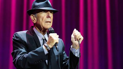 Leonard Cohen Outlines 'Popular Problems' Album, Unveils Dark New Song - Rolling Stone | Bruce Springsteen | Scoop.it