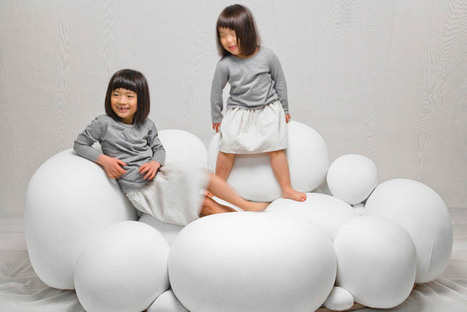MARSHMALLOWS sofa design by Kei Harada | Déco & Design | Scoop.it