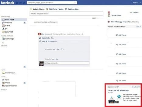 Facebook Ads vs Google Adwords – the Facebook Targeting Advantage | Marketing Digital | Scoop.it