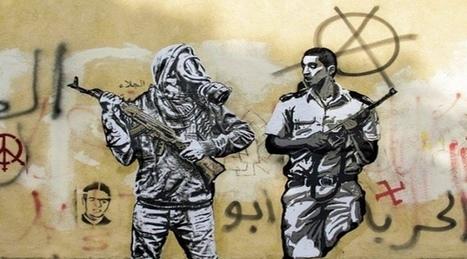 Walls of Freedom : focus sur le street art égyptien - Premiere.fr Fluctuat   le street art   Scoop.it