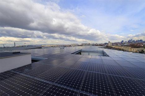 """Unilever France inaugure son nouveau siège, la """"Green Station""""   Infos Développement Durable et RSE   Scoop.it"""