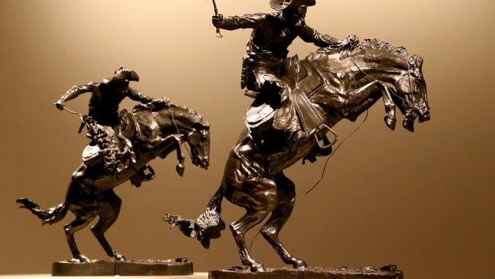 'The American West in Bronze' at the Met | The New York Times | Kiosque du monde : Amériques | Scoop.it