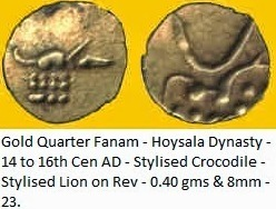 Hoysala Empire Gold Coin   Openads   seo trends   Scoop.it