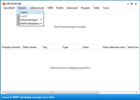 How to delete junk email rules by using MFCMAPI in an Exchange Server 2010 environment | Microsoft Exchange | Scoop.it