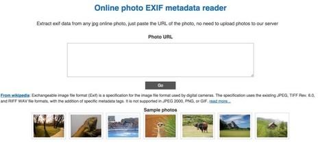 6 outils pour vérifier les images qui circulent lors des crises | Ressources pour la Technologie au College | Scoop.it