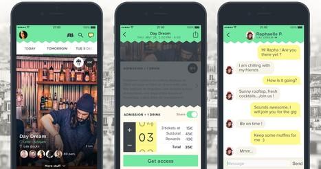 LittleBigCity compte devenir l'appli référente des sorties à Paris | Tendances entrepreneuriales et financières | Scoop.it