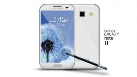 Samsung Galaxy Note 2 to have a Ultra Thin Flexible AMOLED Display | Geeky Android - News, Tutorials, Guides, Reviews On Android | Android Discussions | Scoop.it