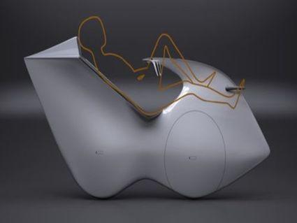 Couché, futuriste et semi-motorisé : le vélo du futur ? | Vélonews | Scoop.it