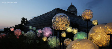 Bruce Munro: Whizz Pops | Art Installations, Sculpture, Contemporary Art | Scoop.it
