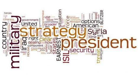 """(Zerohedge) Obama Reveals The Grand ISIS Plan: """"We Don't Have A Strategy Yet""""   A World of Debt   Scoop.it"""