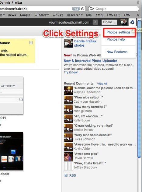 Get Control of Your Photos in Google+ andPicasa | G+ Smarts | Scoop.it