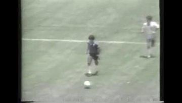 Le « plus beau but du XXe siècle » vu d'un angle inédit | Entraînement et préparation physique football | Scoop.it