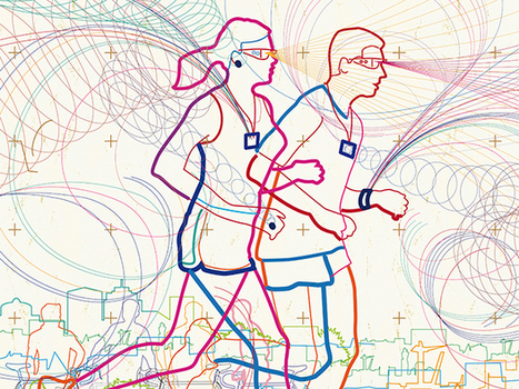 The Psychology Behind Wearables | Social Foraging | Scoop.it