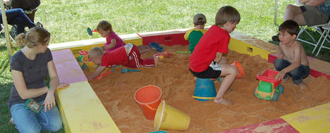Child's Play: Lessons from the Sandbox (EdSurge News) | Using Technology to Transform Learning | Scoop.it
